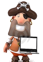 Image Of Pirate